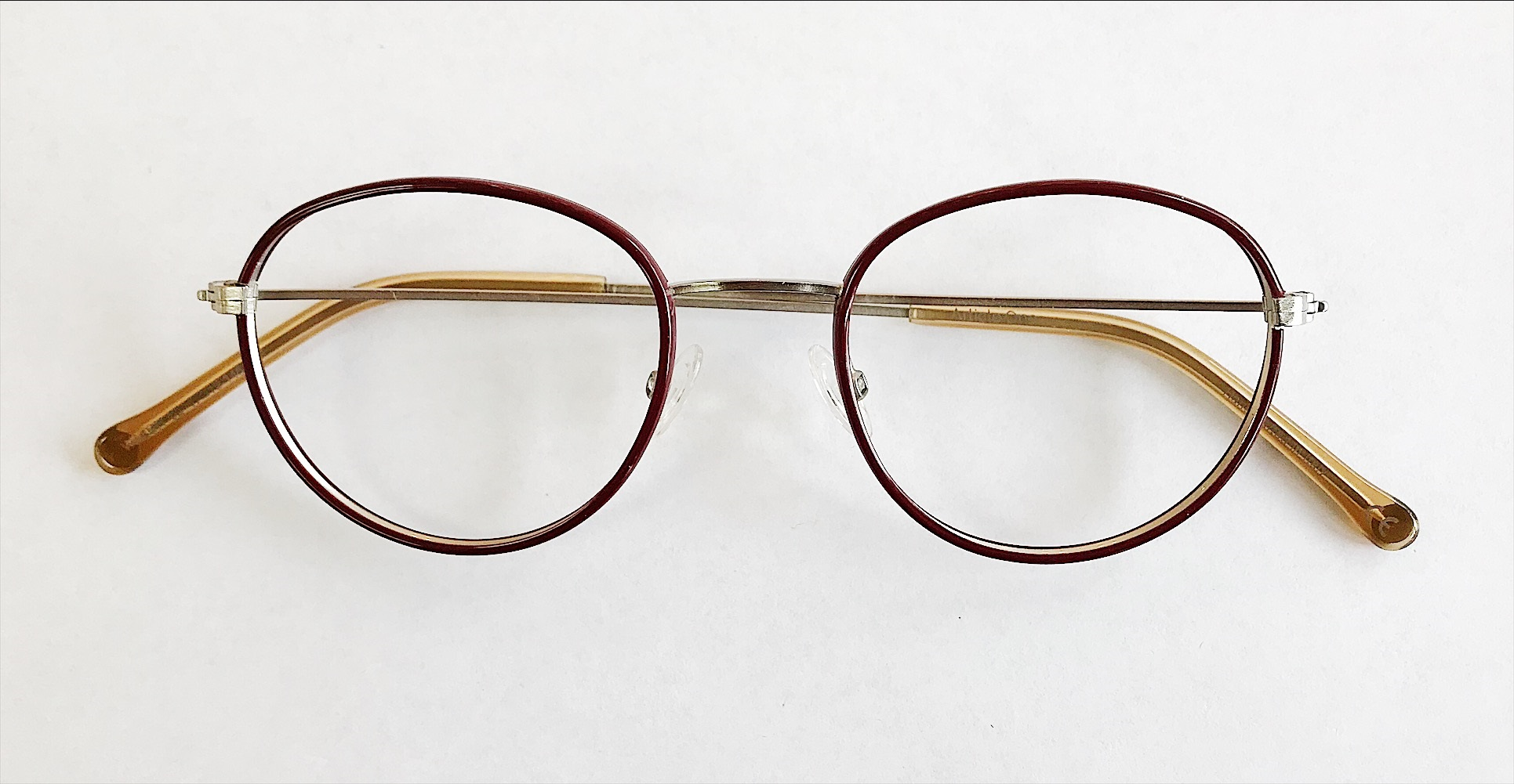 aaff0b42c8 The family owned factory has 12 craftsman who are experts in what they do.  One of the smallest components of eyewear is often the most revealing of  its ...